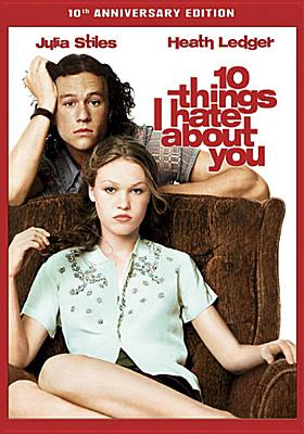 10 THINGS I HATE ABOUT YOU BY LEDGER,HEATH (DVD)