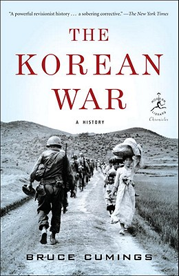 The Korean War By Cumings, Bruce